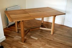 Extending Hayrake Table - Reader's Gallery - Fine Woodworking