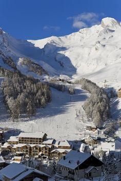 La Foux d'Allos - Alpe de Haute-Provence - France - Val-d-allos-la-foux