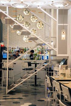 Interior Design - Malamén Restaurant in Polanco, Mexico ! | Art And Chic