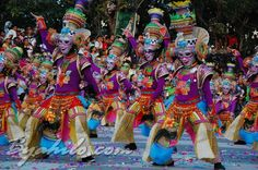 spain festival 40 days before easter carnival 2016 Masskara Festival, Bacolod City, More Fun, Philippines, Spain, Day, Festivals, Image, Quotes