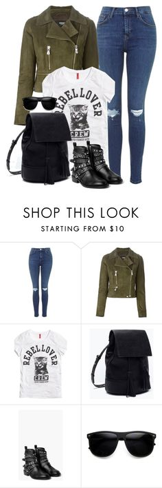 """""""#currentmood"""" by genuine-people ❤ liked on Polyvore featuring Versus, MANGO and Fall"""