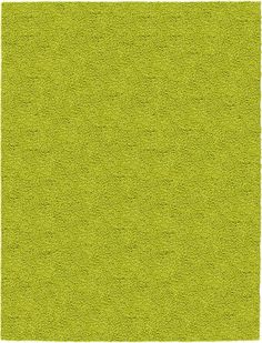 Solo Green Area Rug