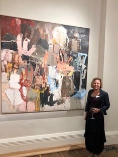 """Fantastic """"abstract artists matisse"""" info is offered on our web pages. Take a look and you wont be sorry you did. Contemporary Abstract Art, Abstract Landscape, Picasso Paintings, Art Paintings, Painting Workshop, Abstract Expressionism Art, Art Moderne, Graffiti, Illustration"""