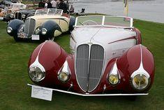 Delahaye 135 Competition Court Figoni & Falaschi Torpedo Cabriolet - Google Search