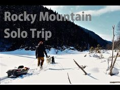 Follow Zold Outdoors on Another Adventure- Solo Winter Camping Along the Rockies! http://ift.tt/1SYUgnR