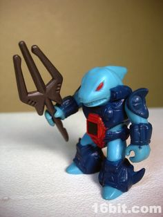 Battle Beasts - Shark