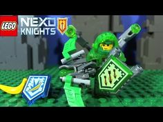 LEGO NEXO KNIGHTS Ultimate Aaron 70332 Knights, Lego, Toys, Youtube, Activity Toys, Games, Legos, Toy, Youtubers
