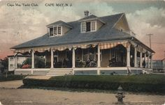 Cape May & Wildwood, NJ Images | Historical Society of Riverton
