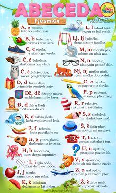 Preschool Writing, Preschool Education, Kindergarten Activities, Preschool Activities, Preschool Worksheets, Creative Activities For Kids, Preschool Projects, Toddler Learning Activities, Croatian Language
