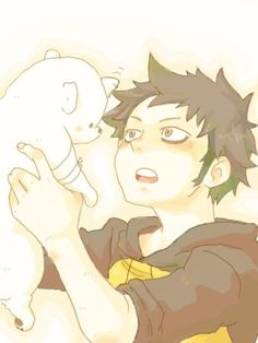 Bepo and Trafalgar Law are so sweet!!!!!!!!!!!!!!!!!!!
