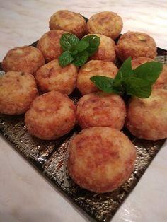 Greek Recipes, Food Art, Feta, Muffin, Appetizers, Cooking, Breakfast, Ethnic Recipes, Sweet