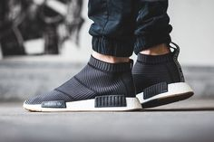 """adidas's NMD City Sock """"Gum Pack"""" Is Getting an April Restock"""
