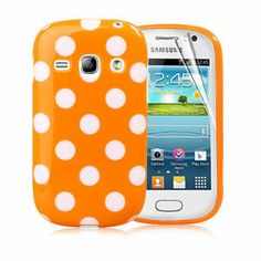 Colorful Polka Dots Silicone GEL Case Cover FOR Samsung Galaxy Fame S6810   eBay