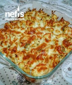 Turkish Recipes, Ethnic Recipes, Best Appetizers, Lasagna, Macaroni And Cheese, Tart, Food And Drink, Vegetarian, Dinner