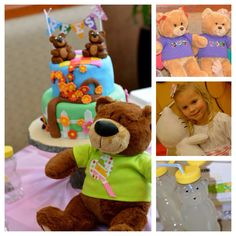 Reese's Build-A-Bear party!