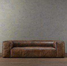 Restoration Hardware, need I say more? This sofa is so simple, yet I don't think I have ever seen anything like it. I really like it.