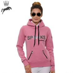 Spooks Sparkle Hoody - Orchid - NOW £43.99