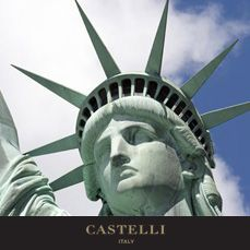 4th July - On this day: After eight years, the Statue of Liberty's crown reopens to the public 2009 (Source: Castelli 2018 corporate diary/2018 diaries feature facts every day)