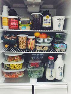 radish reveals: what's in my fridge? #shelfie — Crunchy Radish
