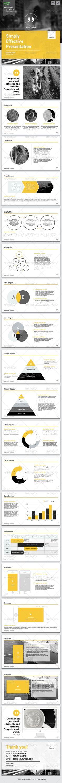 Persuasive - Keynote Presentation   Keynote theme / template