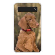 Beautiful Vizsla Sporting Dog Power Bank - beauty gifts stylish beautiful cool