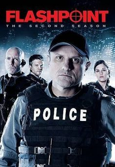 FLASHPOINT:SECOND SEASON