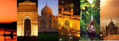 5 Foreign-Like Travel Destinations & Places in India for Budget Travelers India Destinations, Writing Services, Budget Travel, Exploring, Taj Mahal, Budgeting, Wordpress, Traveling, Goals