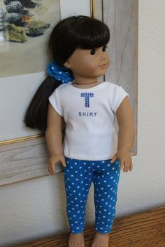 American Girl Doll Clothes and 18 inch Doll by Sariahsdollcloset, $9.99