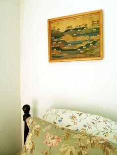 kép a falon