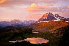 """""""Magic Valley"""" Banff~Canada~Mountains~Nikon~D700~Landscpae"""