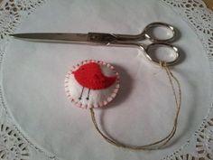 Tutorial: cómo hacer un colgador para las tijeras.