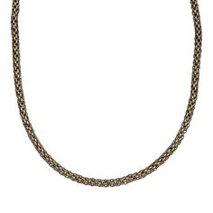 Fashioned in premium stainless steel and generously plated in warm yellow gold. Guaranteed to be a jewelry staple for everyday wear. Golden Necklace, Stainless Steel Necklace, Plating, Bracelets, Necklaces, Chain, Handsome, Warm, Yellow