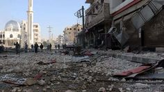 الغوطة الشرقية.. 3 شهداء و20 جريحا في اليوم الأول من الهدنة الروسية المزعومة