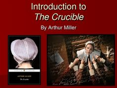 Crucible puritans essay