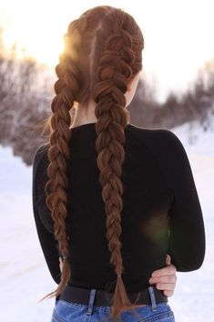 Top 60 All the Rage Looks with Long Box Braids - Hairstyles Trends Box Braids Hairstyles, Party Hairstyles, Hairstyle Ideas, Winter Hairstyles, Long Hairstyles, Easy Hairstyle, Hairdos, Hairstyle Pictures, Simple Hairstyles