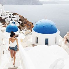 Santorini Island, Santorini Greece, Mykonos, Greek Islands, Greece Travel, Photo S, Around The Worlds, Instagram, Saints
