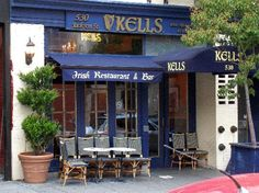 Good+Neighborhoods+In+San+Francisco | Kells Irish Restaurant and Bar, San Francisco - Restaurant Reviews ...