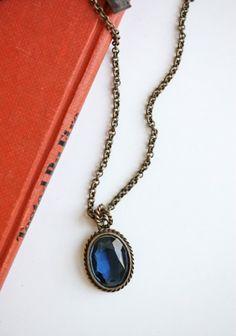 Oceanic Pendant Necklace