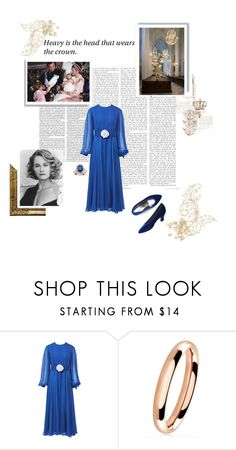 """""""FLASHBACK: HI&RM The Empress attends the christening of HI&RH The Crown Prince in the Augustinerkirche 23-08-1978"""" by vanessa-von-osterreich ❤ liked on Polyvore featuring Victoria Beckham, West Coast Jewelry and Ross-Simons"""