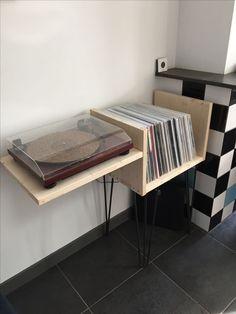 Zomo VS-Rack Wall Schallplattenregal Schallplatten Wandregal LP-Regal