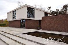 #zelfbouw #binnen-buiten #heldere lijnen #hedendaagse architectuur #architect #ontwerp