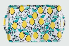 Draper James Spring Preview: Lemon Melamine Tray