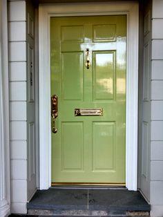 Door, Shutters, & Trim | Eric Linkins Custom Painting