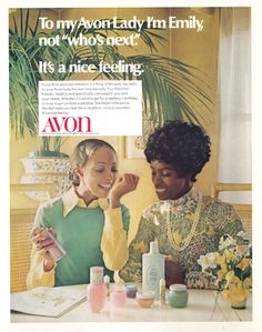 1972 Avon calling (I laughed at this I have no idea why)