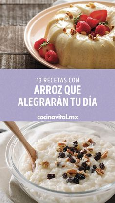 Mexican Food Recipes, Dessert Recipes, Desserts, Oatmeal, Veggies, Pudding, Cheese, Meals, Cooking