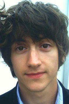 He's got the prettiest eyes I've seen in my life. Love u Alex