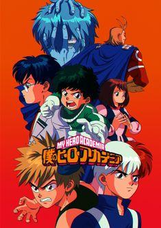Old Anime, Manga Anime, Yu Yu Hakusho Anime, Anime Cover Photo, Yoshihiro Togashi, 2d Character, Boku No Hero Academy, My Hero Academia Manga, Cute Gay