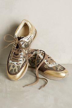 Liebeskind Printed Sneakers #anthropologie
