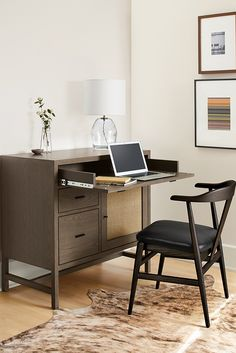 Amazing Modern Home Office Attic Bedroom Our Berkeley Office Cabinet Makes It Easy To Turn Any Desk Stylingmodern Home Pinterest 128 Best Modern Home Office Images In 2019 Contemporary Home