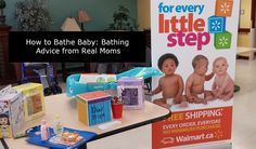 How to Bathe Baby: Bathing Advice from Real momstown Kamloops Moms Door Prizes, Baby Bathing, Real Moms, Parenting, Advice, Babies, Tips, Babys, Newborns